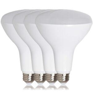 Image is loading Maxxima-BR40-LED-12-Watt-Warm-White-Bulb-