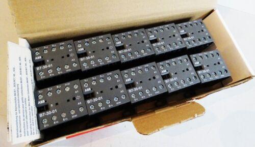 10x ABB B7-30-01 GJL1311001R0011 Protection-UNUSED//BOXED