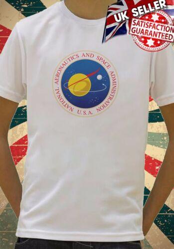 Nasa Space Geek Astronaut USA cool Kids Boy Girls Unisex Top T-Shirt 762