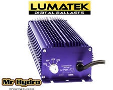 600w Lumatek Digital Dimmable 240v Ballast with 660w Boost