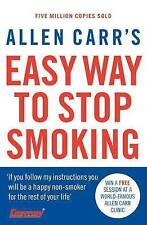 Allen Carr's Easy Way to Stop Smoking, Carr, Allen - Good Used Book