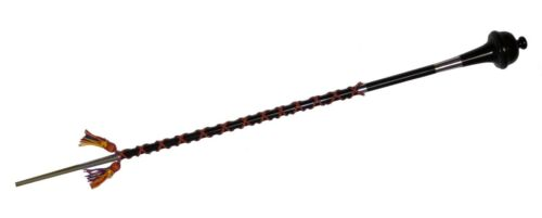 Wooden Practice Maces Black Can Be Other Colors