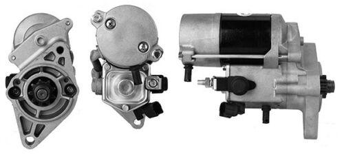 Starter Motor Fits Mini 1.4 One D R50 03-06