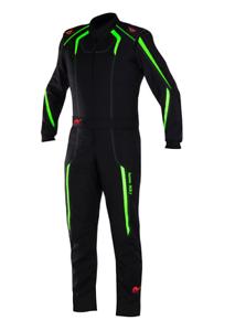 Aurora-RCR7 GO Kart Race Suit Cik//Fia Level 2 approved