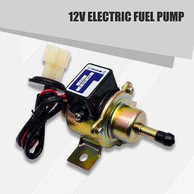 Pressione bassa elettrica 12V pompa carburante benzina per agricolo ATV filtro