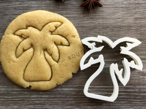 Palm Tree Cookie Cutter 06Fondant Pastel DecoraciónVendedor de Reino Unido