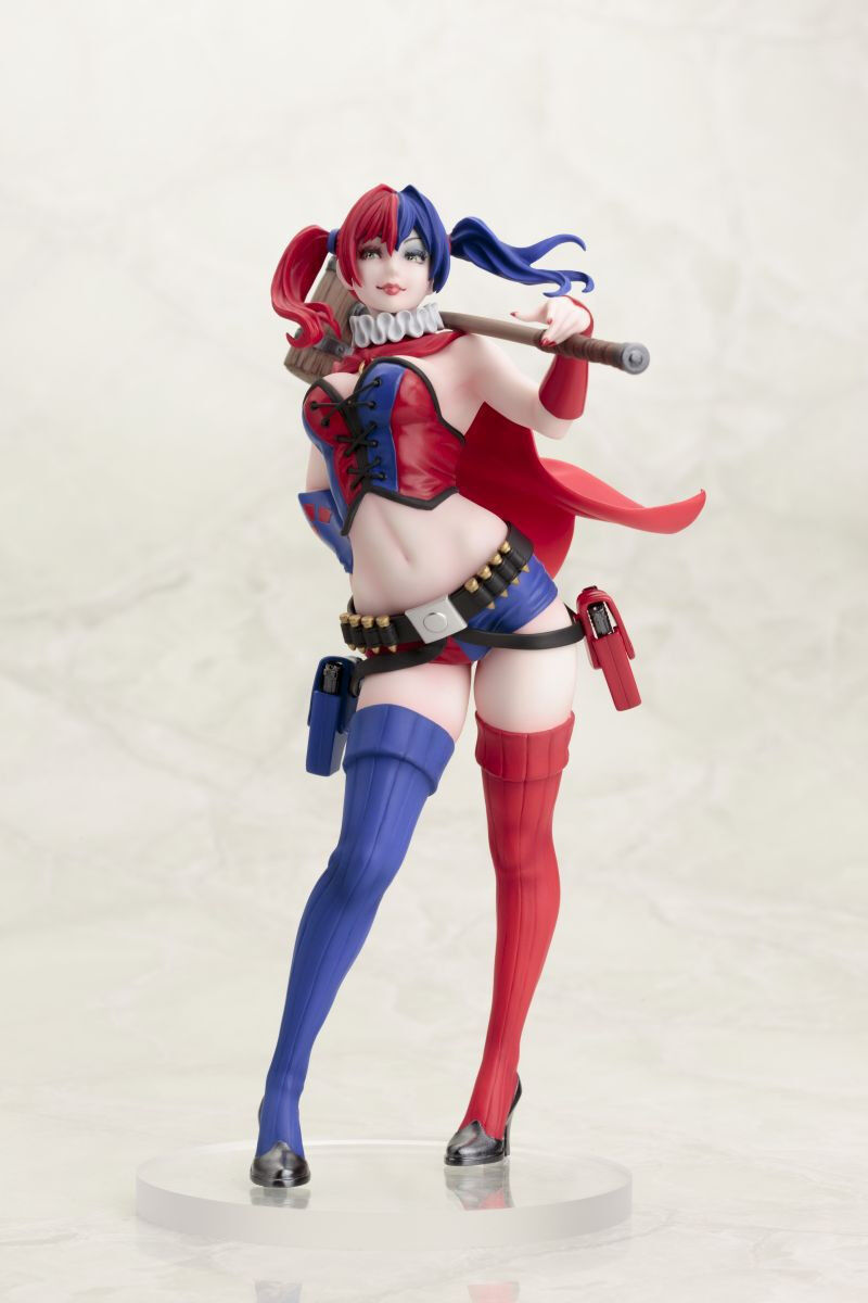 Bishoujo Statue - DC Comics - Harley Quinn New 52 version