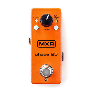New-MXR-M290-Phase-95-Mini-Phaser-Guitar-Effects-Pedal-Phase-90-Mini