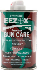 EEZOX Gun Care 1.5, 3, 4, 18, 32 oz gal oiler Solvent Lubricant Rust Protection
