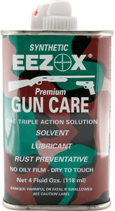 EEZOX-Gun-Care-1-5-3-4-18-32-oz-gal-oiler-Solvent-Lubricant-Rust-Protection