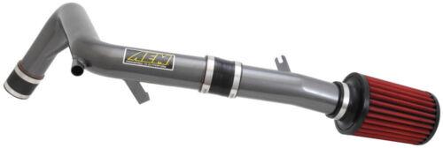 AEM Air Intake System Fits 13-14 Hyundai Veloster Turbo 1.6L L4 Gunmetal Gray