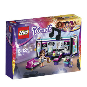 Lego® Friends 41103 Studio d'enregistrement Popstar Nouveau Ovp_pop Studio d'enregistrement Star Nouveau