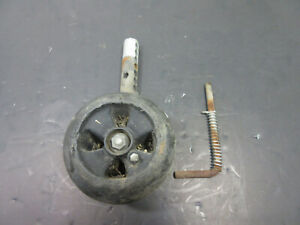 Details about OEM JOHN DEERE X475 X465 X575 X585 48C Mower Deck e Wheel on