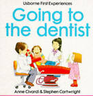 Usborne First Experiences Going To The Dentist by Anna Civardi (Paperback, 1992)