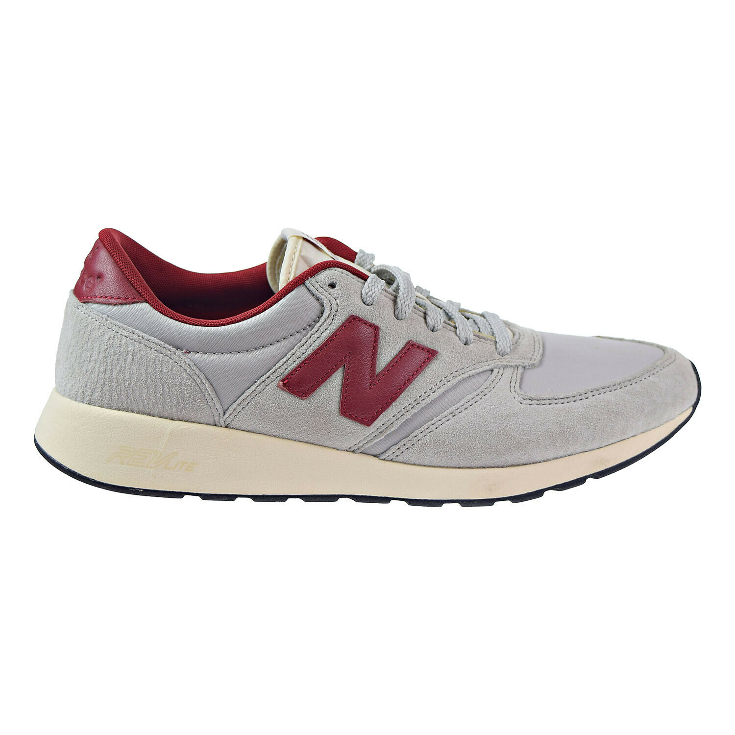 New Balance 420 Lifestyle Men's shoes Grey Red MRL420-ST