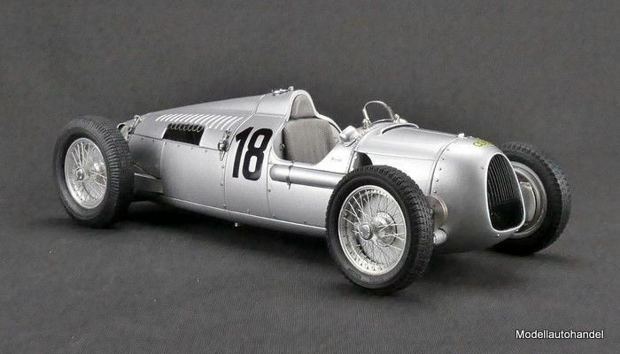 Auto Union Type C #18 #18 #18 Eifel Course 1936 1:18 Cmc m-161 Prix RecomFemmedé  >> NEW << | Belle Qualité  | Respectueux De L'environnement  845b43