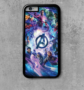 coque de protection Iphone 4/5/6/7/8/X avengers end game marvel | eBay