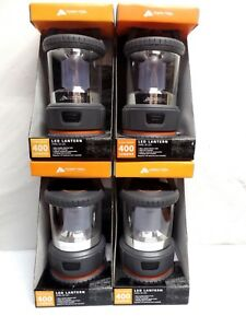 Set-of-4-Ozark-Trail-Outdoor-Equipment-LED-Lantern-039-s