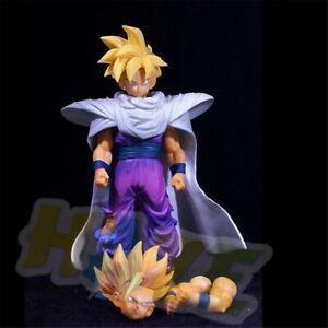 Dragon-Ball-Z-Super-Saiyan-Son-Gohan-9-034-PVC-Action-Figure-Model-Toy-In-Box-Gift