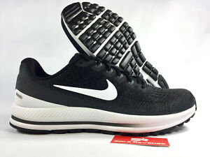 7c5c7bed8636 New NIKE AIR ZOOM VOMERO 13 - MEN S Black White Anthracite Shoes ...
