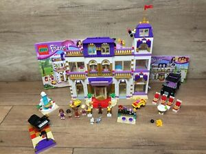 Lego 41101 Heartlake Grand Hotel Friends Stadt City Town Mit Ba Ebay