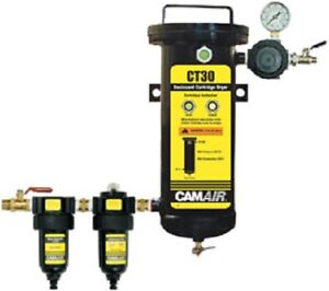 Devilbiss 130522 Camair Ct Plus 5 Stage Filtration System