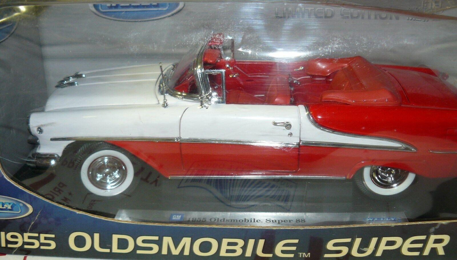 1 18 1955 Olds 88 conGrünible
