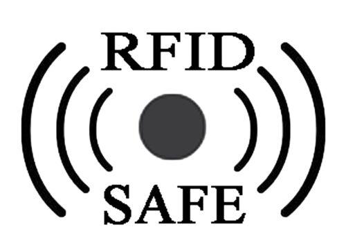 AMARI Geldbörse mit RFID-Blocker robustes Rindleder Portemonnaie Herren Biker