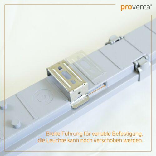 proventa® LED-Feuchtraumleuchte 120 cmmit LED-RöhreIP6518 W oder 36 W