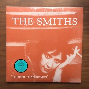 The-Smiths-Louder-Than-Bombs-Remastered-Vinyl-2xLP-Black-180-Gram-Sealed-New