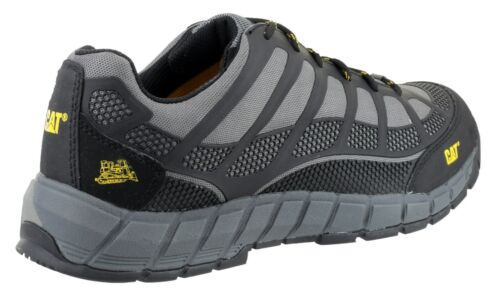 CAT Caterpillar Streamline S1P Safety Composite Toe Cap Mens Shoes Trainers