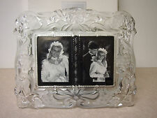 mikasa vintage memories duet frame glass double picture - Mikasa Picture Frames