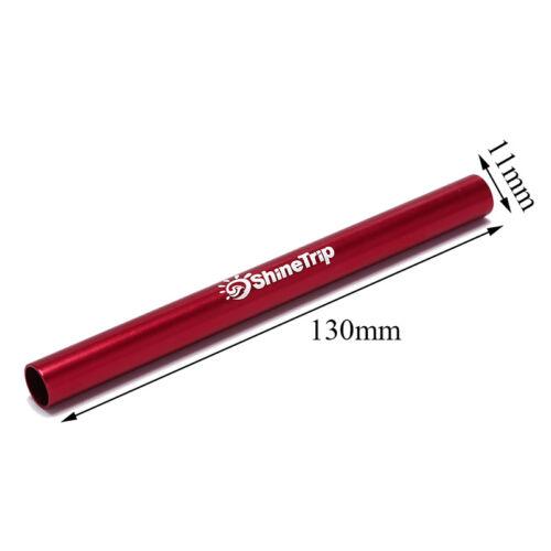 4pcs aluminum alloy tent pole repair tube single rod mending pipe accessories YJ