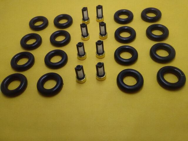 OEM Siemens Deka Fuel Injector 02145AAX8  FOR DURANGO-DAKOTA-CHEROKEE SET OF 8