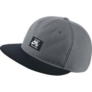 NIKE SB Dri-fit Snapback Hat Trucker White 804571-100 (FREE USA ... 0a8b2ef2dbf
