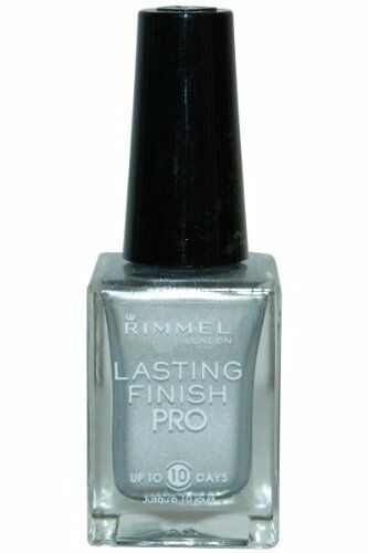 Rimmel London Lasting Finish Nail Polish Pure Silver 280 for sale ...