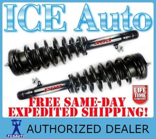 FCS Complete Loaded FRONT Struts /& Spring Assembly for 2003-2008 MAZDA 6i 2.3 L4