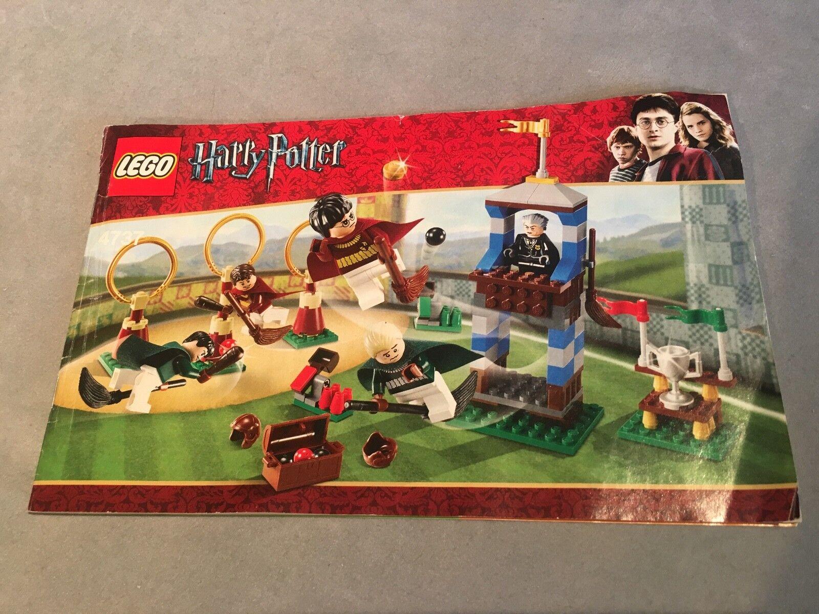 LEGO 4737 - Harry Potter Quidditch Match
