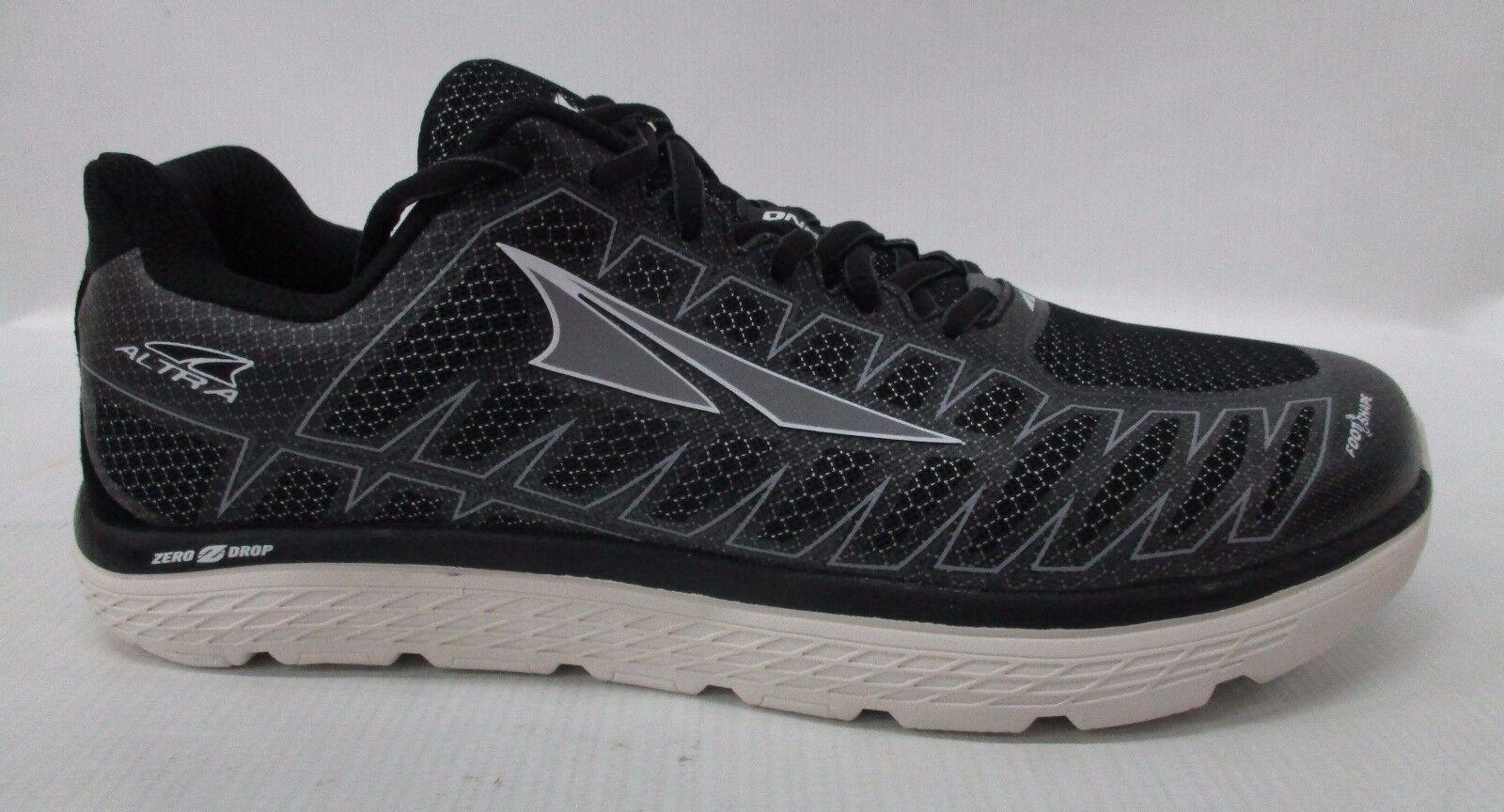 Zapatos para hombres uno V3 Altra AFM1734F-4 Negro