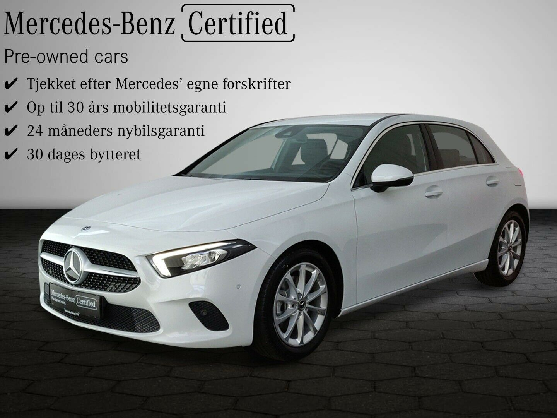 Mercedes A180 d 1,5 Advantage aut. 5d - 314.800 kr.