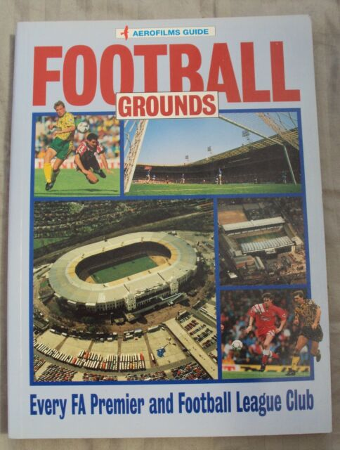 Football Grounds (Paperback, 1993)