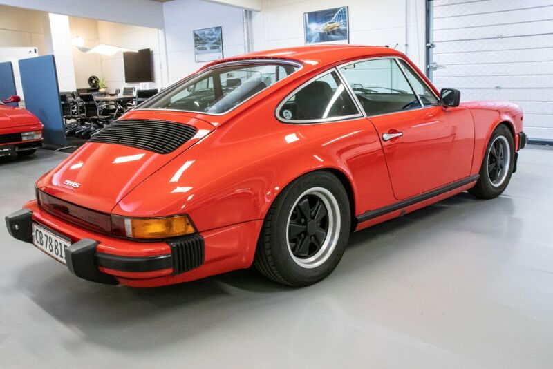 Porsche 911 S - 3