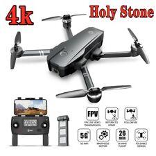 Святой камень HS720 5G FPV Gps Drone с камерой 4K сверхмощный бесщеточный квадрокоптер + чехол