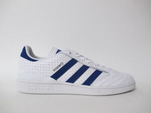 Adidas Busenitz White Royal Blue Pro Leather Sz 10.5 BY3971
