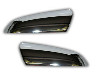 Genuine-Holden-Chrome-Door-Mirror-Covers-VE-WM-VF-WN-HSV-Commodore-Pair-LH-RH-GM