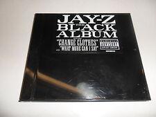 CD  Jay-Z - The Black Album