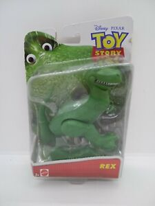 Disney Pixar Toy Story GAMING REX 4 Action Figure Posable Doll Collection DPF08