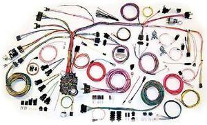 67 68 chevy camaro wiring kit classic update wiring harness series rh ebay com 67 camaro wiring harness 68 camaro wiring harness