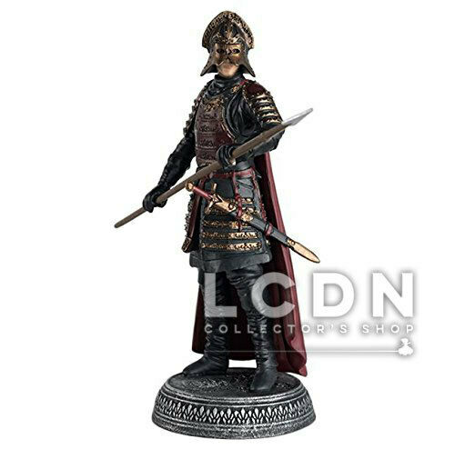 Game of Thrones GOT Le Trône de Fer Lannister Soldier 1//21 Figure 9cm EAGLEMOSS