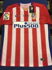 NIKE ATLETICO DE MADRID GRIEZMANN FINAL MILANO 2016 BARCELONA REAL MADRID MEXICO